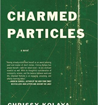 Q and A with Chrissy Kolaya, CHARMED PARTICLES