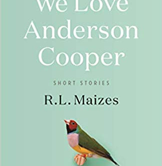 Q and A with R.L. Maizes about her story collection We Love Anderson Cooper