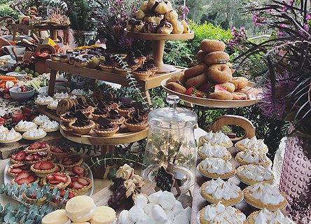We can't get over this grazing table fro