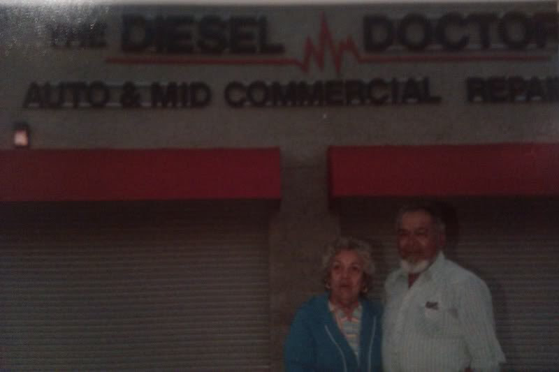 The Diesel Doctor Family, from the c