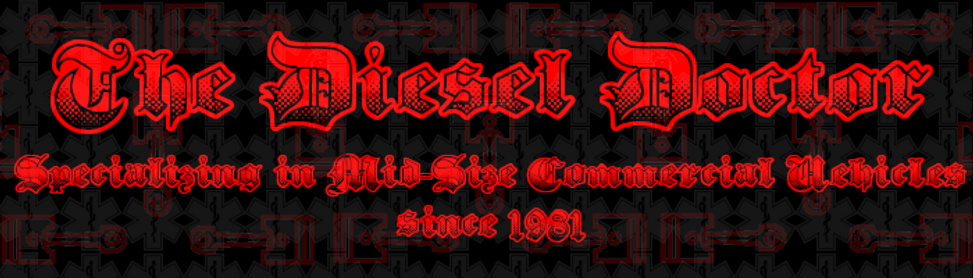 the diesel doctor banner