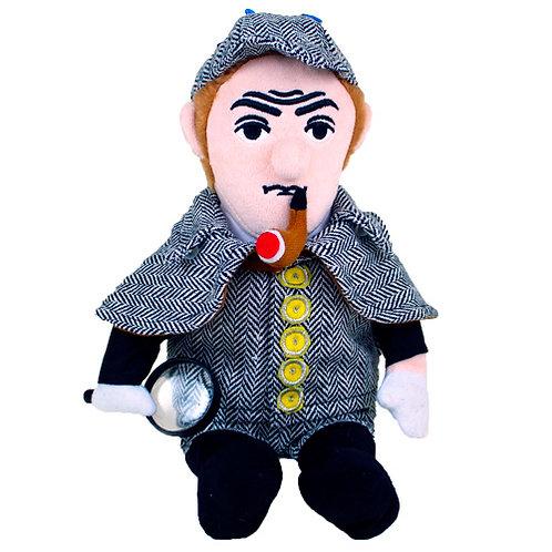 Sherlock Holmes Plush Toy