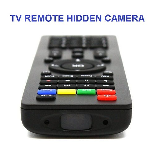 TV Remote Hidden Camera - LawMate