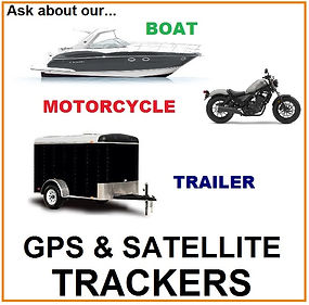 Florida GPS Trackers for cars, trucks, trailers, boats, yachts, motorcycles