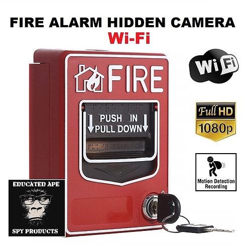 Fire Alarm Hidden Camera Wi-Fi - 1080P