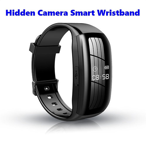 Video & Audio Smart Wristband