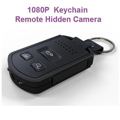 Metal 1080P Key Fob Hidden Camera