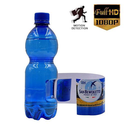 Water Bottle Hidden Camera - 1080p HD