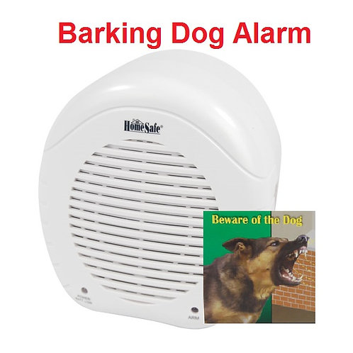 Electronic Watchdog - Barking Dog Alarm