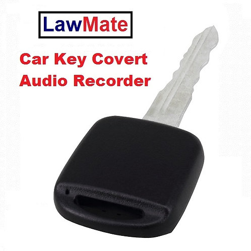 LawMate Car Key Hidden Voice Recorder