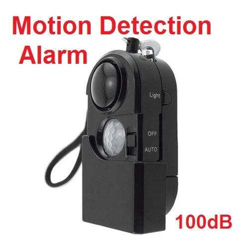 Mini Motion Detection Alarm