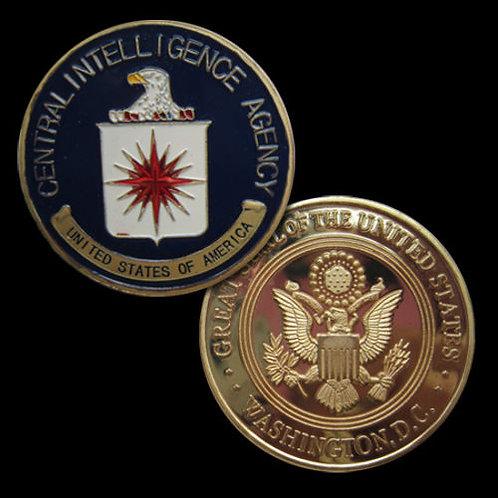 CIA gift coin