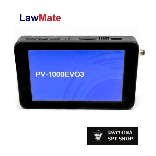 LawMate Digital & Analog 1 Terabyte Hard Drive DVR w/ Wi-Fi