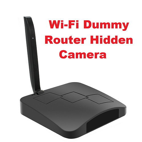 Wi-Fi Dummy Router Hidden Camera