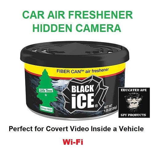 Car Air Freshener Hidden Camera - WiFi