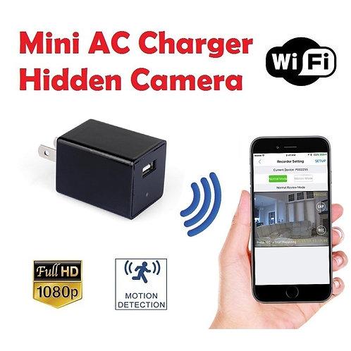 Mini USB Charger Hidden Wi-Fi Camera