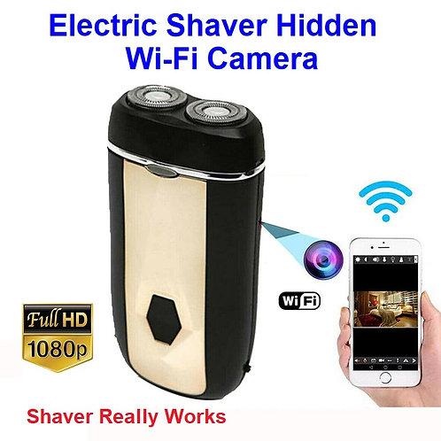 Electric Shaver Hidden Wi-Fi Camera