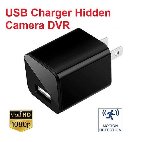 USB Charger Hidden Camera DVR
