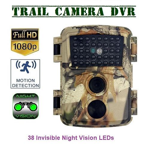 Trail Camera - 12MP - 1080P 90° Night Vision