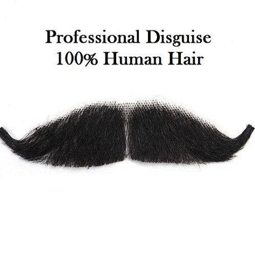 Disguise Mustache - 100% Human Hair