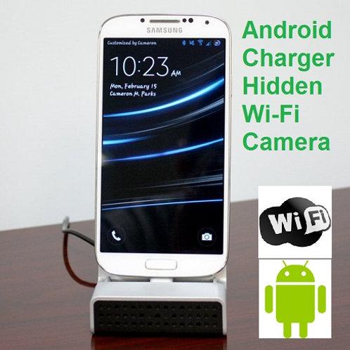 phone charger hidden camera