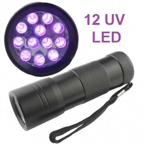 bright ultraviolet flashlight