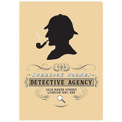 Sherlock Holmes Pocket Notebook
