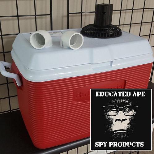 Portable Surveillance A/C Unit