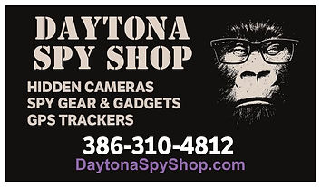 Daytona Spy Shop retail store