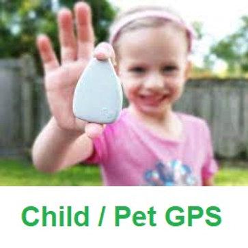 Child / Pet & Senior Citizen GPS Tracker