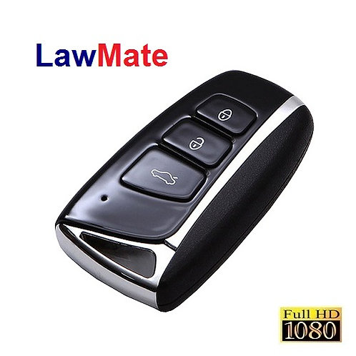 Lawmate Keyfob Hidden Camera DVR - 1080P