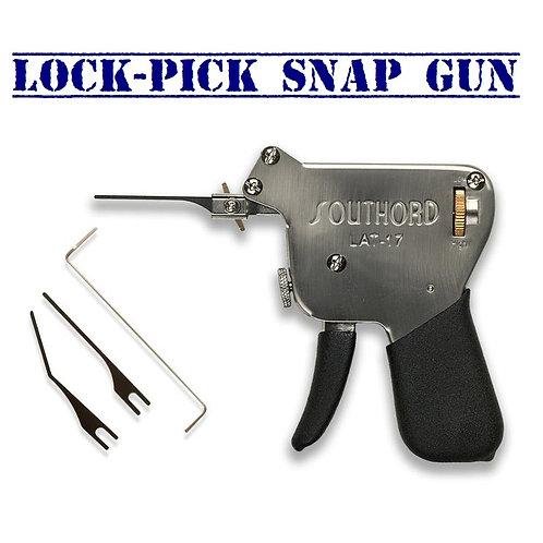 CIA Lock Pick Gun