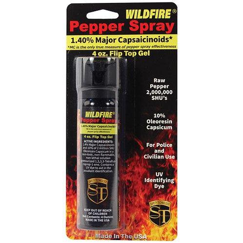 WILDFIRE PEPPER GEL - 4oz