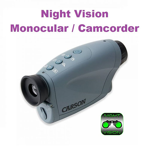 Digital Night Vision Monocular/Camcorder