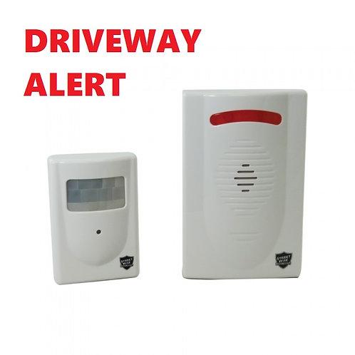 Driveway Alert Motion Detector
