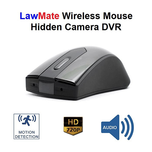 LawMate Wireless Mouse Spy Camera