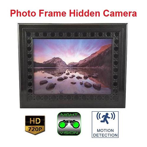 Photo Frame Hidden Camera w/ Night Vision