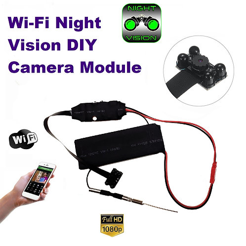 Night Vision Wi-Fi DIY Module
