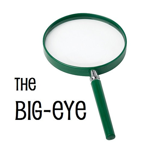 BIG-EYE Magnifying Glass