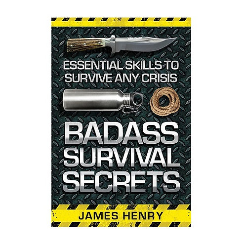 Badass Survival Secrets - Book