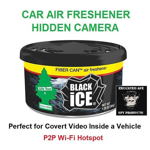 Car Air Freshener Hidden Camera - P2P