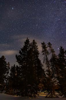 Stars Below Zero