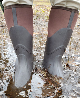 Muckmaster boots in puddle.jpg