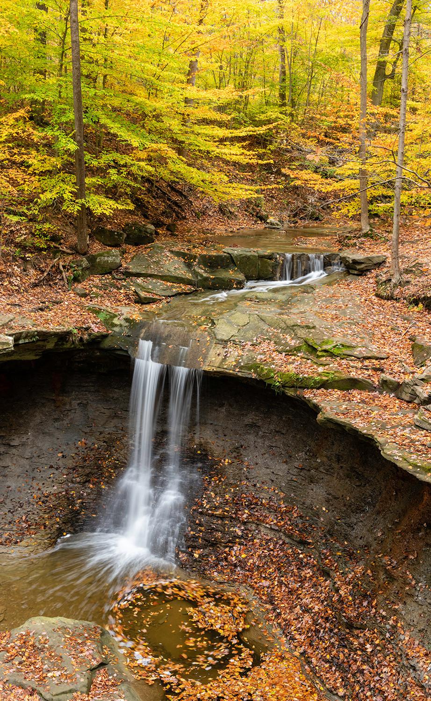 Blue Hen Falls, Cuyahoga Valley Nat'l Park