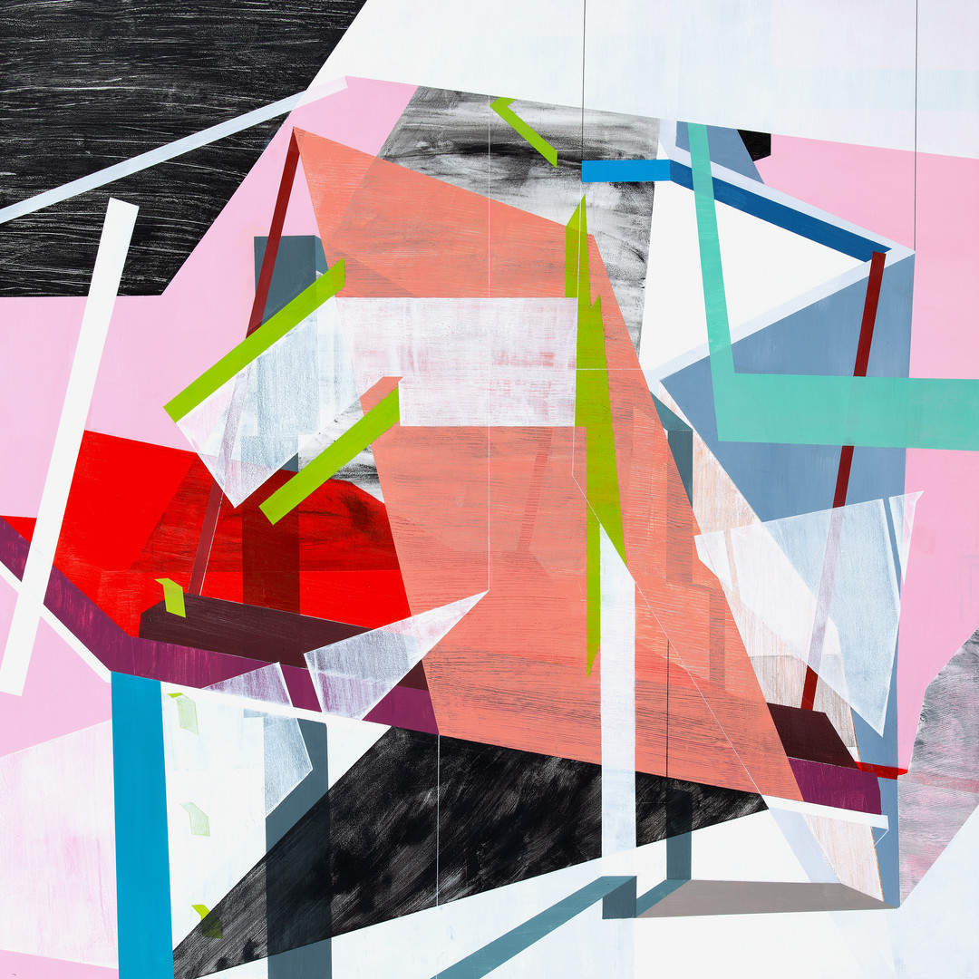 Linnie Brown_Focus on an Area_acrylic on