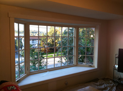 bay window interior