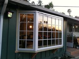bay window exterior