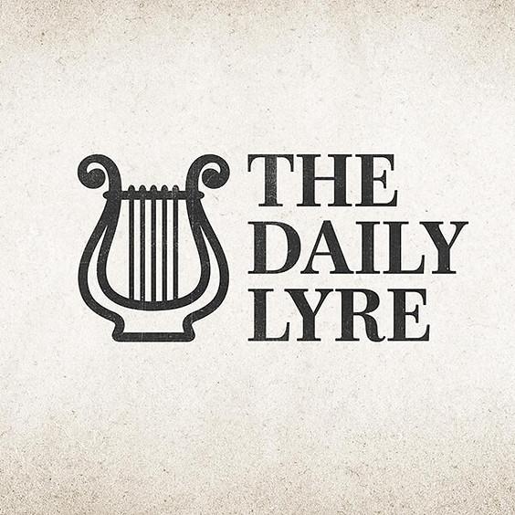 The Daily Lyre - RiseUp Premiere