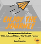 Vaibhav Rastogi interview - It has been a delight to be invited by Jackson Millan, the Wealth Mentor, on his Podcast show - Enjoy the Journey