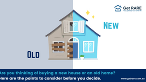 Are you thinking of buying a new house or an old home?